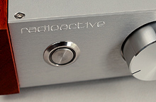 Hi-End Headphone Amplifier Radon 222